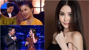 Showbiz 'hot' trong ngày: Trường Giang bị 'tố' phụ tình trên sóng truyền hình; Quang Lê kể về vợ cũ đã có 4 con