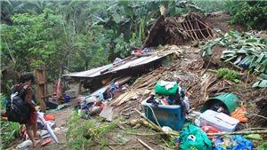 Lở đất và lũ lụt tại Philippines làm 22 người thiệt mạng