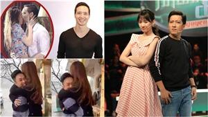 Showbiz 'hot' trong ngày: Cường đô la livestream gọi Đàm Thu Trang là 'vợ'? Kim Lý khẳng định 'quá may mắn khi có Hồ Ngọc Hà'