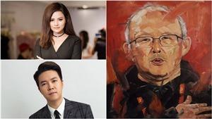 Showbiz 'hot' trong ngày: Việt Nam vô địch, sao quyết lấy vợ, Chọn đấu giá tranh HLV Park Hang Seo