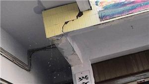 Động đất mạnh tại tỉnh Tứ Xuyên (Trung Quốc)