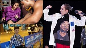 Showbiz 'hot' trong ngày: Sơn Tùng M-TP hợp tác với Snoop Dogg, Xuân Bắc bị giữ vì lý do không ngờ