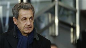 Cựu Tổng thống Pháp N.Sarkozy kháng cáo các biện pháp hạn chế nhằm vào ông