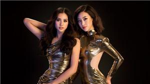 Ngắm đường cong 'không góc chết' của hai Đại sứ Miss World Việt Nam