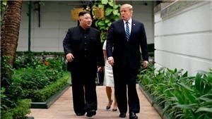 Hai nhà lãnh đạo Mỹ - Triều hủy cuộc họp ngoài trời vì thời tiết Hà Nội nóng ẩm