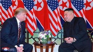Tổng thống D.Trump tái khẳng định không vội vã trong vấn đề phi hạt nhân hóa Triều Tiên
