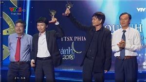 Giải Cánh diều 2018: 'Chàng vợ của em' lập hattrick, 'Quỳnh búp bê' đồng giải Phim truyền hình