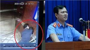Đang xem xét phê chuẩn quyết định khởi tố ông Nguyễn Hữu Linh để điều tra về hành vi dâm ô