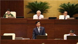 Phiên chất vấn Bộ trưởng Nguyễn Ngọc Thiện đã 'chạm' tới những vấn đề  xã hội đang 'nóng'