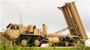 Mỹ và Hàn Quốc cải tạo căn cứ bố trí hệ thống phòng thủ tên lửa THAAD