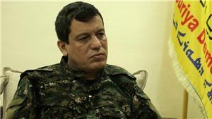 Chỉ huy lực lượng SDF tại Syria cảnh báo nguy cơ IS tấn công trả thù