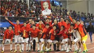 U22 Việt Nam vô địch SEA Games: Chỉ số rõ nhất của sự tự tin để đi ra thế giới