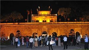 Đưa vào phục vụ du khách tour đêm 'Giải mã Hoàng thành Thăng Long' vào tháng 11-12/2020
