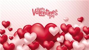 Lời chúc Valentine 2020 bằng tiếng Anh độc đáo và ấn tượng nhất