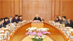 Một số vấn đề cần được đặc biệt quan tâm trong công tác chuẩn bị nhân sự Đại hội XIII của Đảng