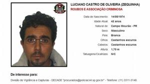 Brazil bắt giữ thủ lĩnh nhóm tội phạm chuyên cướp ngân hàng khét tiếng
