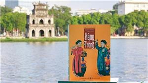 Thêm một cuốn sách hay về 'Dòng tranh dân gian Hàng Trống'
