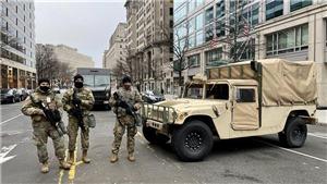'Không có thông tin tình báo' cho thấy mối đe dọa đối với lễ nhậm chức Tổng thống Mỹ