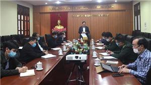 Dịch Covid-19: Hà Giang họp khẩn ứng phó với ca bệnh mới ghi nhận trên địa bàn