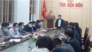Sơn La lập 4 tổ công tác truy vết những trường hợp liên quan đến các ca nghi mắc tại Điện Biên