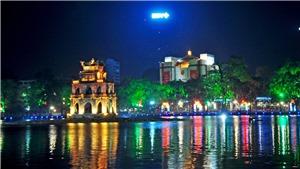 Phát động cuộc vận động thiết kế trang trí thành phố Hà Nội năm 2021
