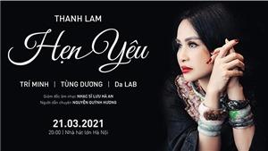 Thanh Lam dời ngày 'Hẹn yêu' sang cuối tháng 3 để tránh dịch Covid-19