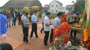 Lễ cầu bông ở Hội An Xuân Tân Sửu đảm bảo an toàn phòng chống dịch Covid-19