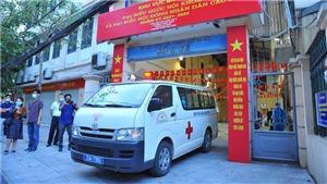 Bộ Y tế cử chuyên gia hỗ trợ Bắc Giang chống dịch Covid-19