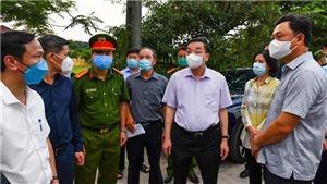Chủ tịch UBND thành phố Hà Nội Chu Ngọc Anh: Tận dụng tối đa 48 giờ vàng để khống chế dịch Covid-19