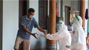 Bầu cử an toàn trong 'tâm dịch' Mão Điền, Bắc Ninh