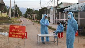 Dịch Covid-19: Khánh Hòa đã có 277 trường hợp dương tính