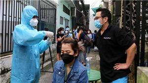 Dịch Covid-19 tối 17/9: Thực hiện giãn cách xã hội tại một số địa bàn ở Quảng Bình và Sơn La
