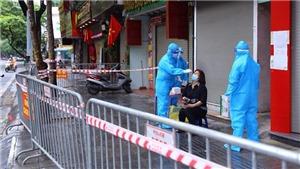 Dịch Covid-19 tối 24/9: Hà Nội xét nghiệm các hộ dân phố Trần Nhân Tông do liên quan đến ca dương tính