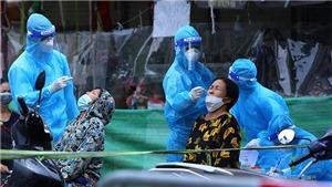 Dịch Covid-19 ngày 3/10: Điều tra, truy vết và đánh giá chính xác chùm ca bệnh tại Bệnh viện Việt Đức