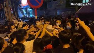 Hà Nội: Yêu cầu làm rõ trách nhiệm lãnh đạo phường Trung Văn trong công tác chống dịch