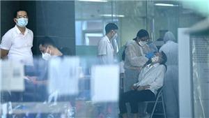 Dịch Covid-19 tối 1/10: Hải Phòng khẩn trương xét nghiệm đối với người về từ BV Hữu nghị Việt Đức