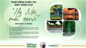 Phát động cuộc thi ảnh, video clip chủ đề 'Hà Nội mát xanh'