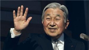 Ngày 1/5/2019, Thái tử Naruhito sẽ kế vị Nhật hoàng Akihito