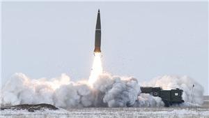 Nga bắn thử tên lửa Iskander có khả năng mang đầu đạn hạt nhân