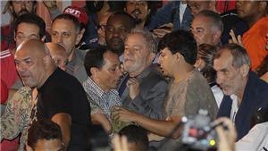 Cựu Tổng thống Brazil chấp hành lệnh bắt giữ