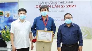 Kết quả Giải thưởng Thiếu nhi Dế Mèn lần 2-2021: Tôn vinh 5 'Khát vọng Dế mèn'
