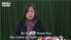 VIDEO: Hà Nội tổ chức xin lỗi công khai công dân Vũ Ngọc Dương bị kết án oan