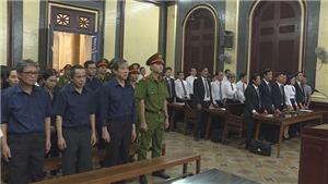 Kết thúc phiên tòa xét xử phúc thẩm vụ án tại Ngân hàng Đại Tín