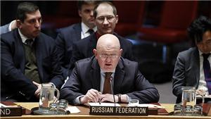 Vụ điệp viên Skripal: Nga tuyên bố về chiến dịch tuyên truyền làm mất uy tín của Moskva