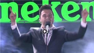 VIDEO: 'Đốt năng lượng' khi nghe lại giọng hát của Shane Filan tại Countdown 2019