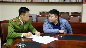 Vu khống lực lượng Công an trên Facebook, một thanh niên bị xử phạt 7,5 triệu đồng