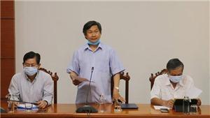 Dịch COVID-19: An Giang sẽ khen thưởng người báo tin trường hợp nhập cảnh trái phép