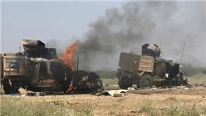 Nhóm bán vũ trang Iraq cáo buộc Mỹ không kích làm 22 người thiệt mạng