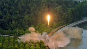 Sau tất cả, Triều Tiên lại phóng tên lửa đạn đạo vào vùng biển Nhật Bản