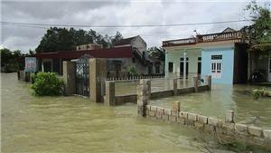 Đêm 11/10 lũ trên các sông từ Thanh Hoá - Hà Tĩnh đang lên nhanh, đề phòng lũ quét khu vực miền núi phía Bắc